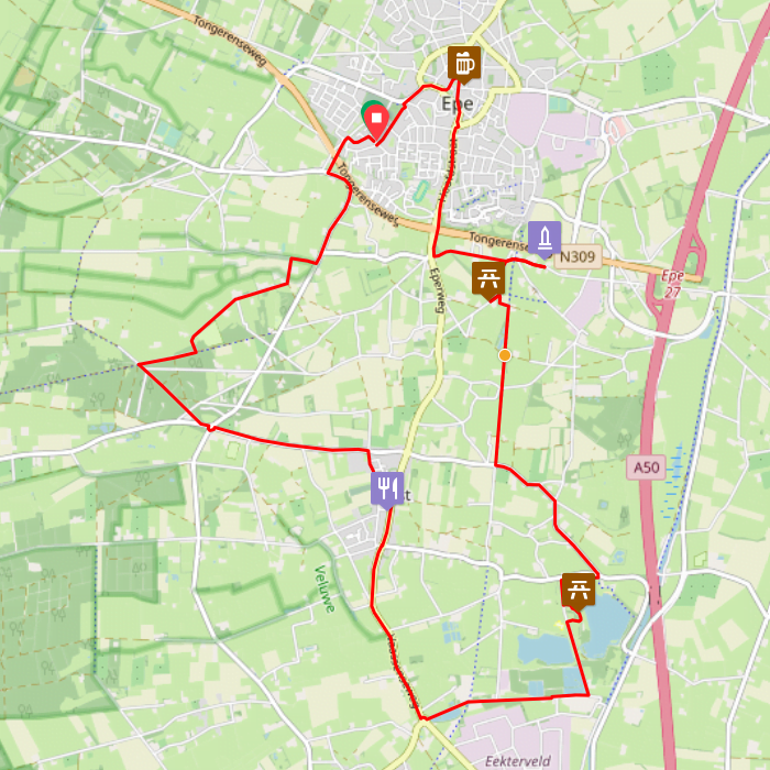 emster route